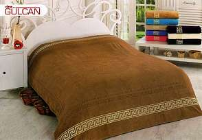 Простыня Gulcan Greek Cotton  160x220 из хлопка